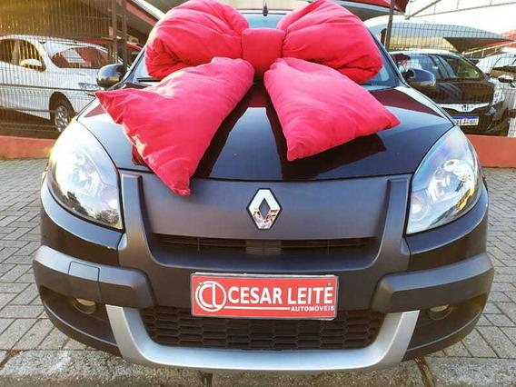 Renault Sandero Stepway 1.6 16v Hi-flex 4p 2014