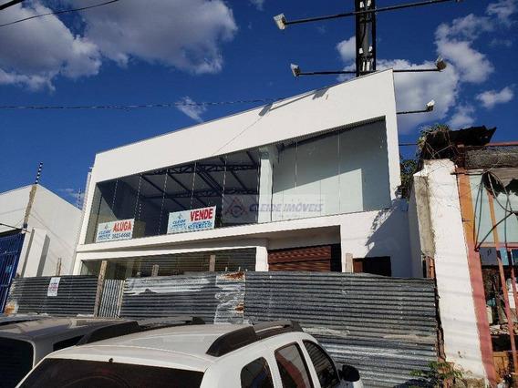 Salão À Venda Por R$ 1.600.000,00 - Baú - Cuiabá/mt - Sl0053