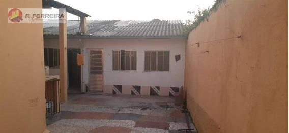 Casa Para Alugar Por R$ 550/mês - Vila Santa Maria - Itapecerica Da Serra/sp - Ca0282