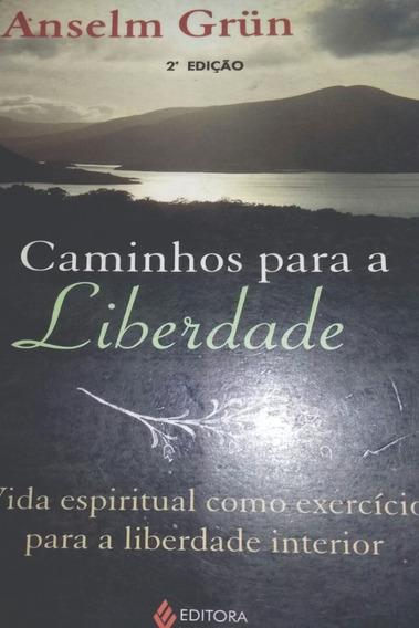 Caminhos Para A Liberdade } Frete Grátis + 1 Dvd De Brinde!