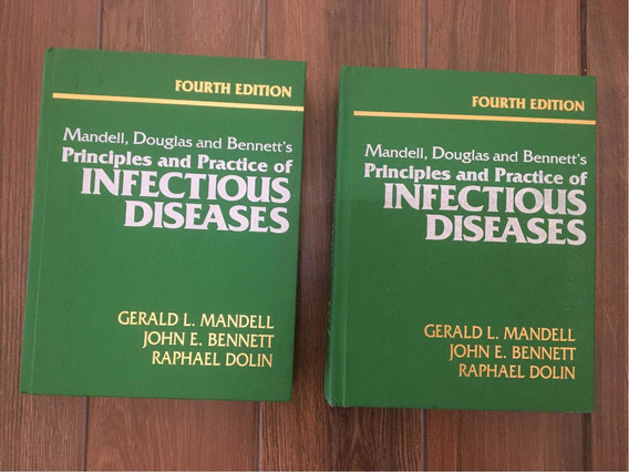 Livro Principles And Pratice Of Infectious Diseases