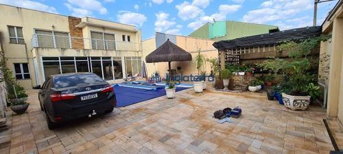 Casa À Venda, 163 M² Por R$ 480.000,00 - Jardim Pacaembu - Londrina/pr - Ca1658