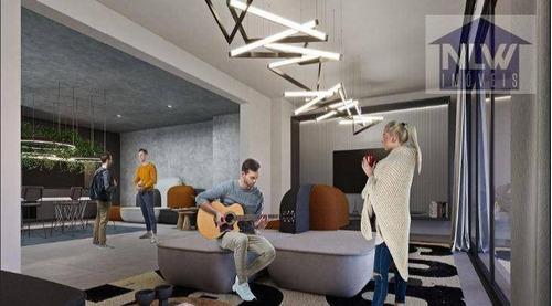 Apartamento Com 1 Dormitório À Venda, 23 M² Por R$ 525.989,77 - Jardim Paulista - São Paulo/sp - Ap2238