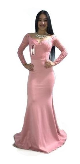 Vestido Rosa Palo Vestidos Para Mujer En Mercado Libre México