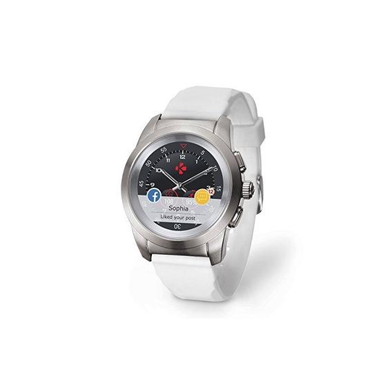 Mykronoz Zetime Original Hybrid Smartwatch 44mm Con Manos Me