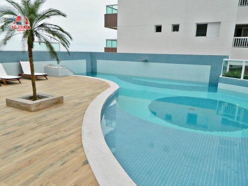 Imagem 1 de 30 de Apartamento Com 2 Dormitórios À Venda, 79 M² Por R$ 420.000,00 - Vila São Paulo - Mongaguá/sp - Ap1928