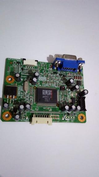 Placa Lógica Monitor Dell Lcd E157fpc