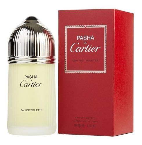Perfume Pasha De Cartier 100 Ml Origin - mL a $1090