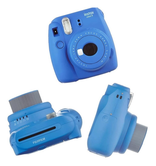 Camara Instantanea Instax Mini 9 Fujifilm