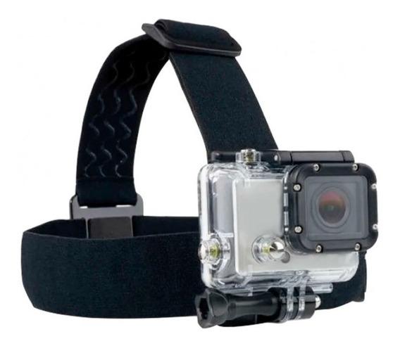Acessório Para Câmera De Ação Suporte Para Cabeça Atrio