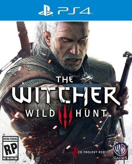 The Witcher Ps4 Digital 2