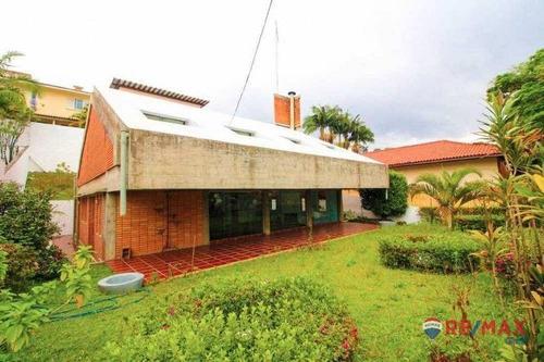 Casa Com 4 Dormitórios À Venda, 350 M² Por R$ 1.400.000,00 - Jardim Leonor Mendes De Barros - São Paulo/sp - Ca2128