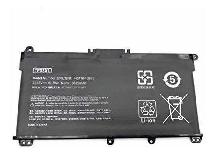 Aluo Tf03xl ***** Nueva Batería Para Laptop Para Hp Pavilion