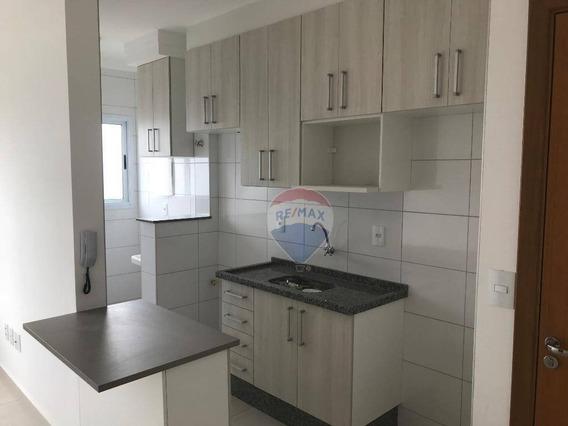 Apartamento Com 2 Dormitórios Para Alugar, 61 M² Por R$ 950,00/mês - Jardim Dona Maria Azenha - Nova Odessa/sp - Ap0099