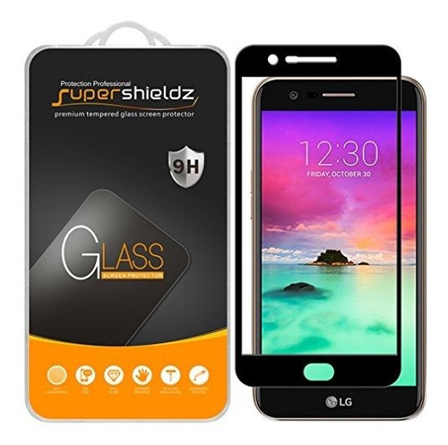 [paquete De 2] Supershieldz Para LG K20 (at-t) Protector De