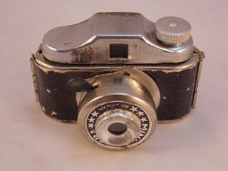 Antique, Rara Y Antigua Cámara Fotográfica Miniatura