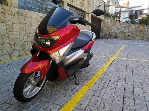 Yamaha Nmax Zerada Scooter