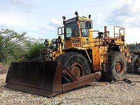 Oportunidad Unica !!! Tractores De Llantas Cat 834b 1997