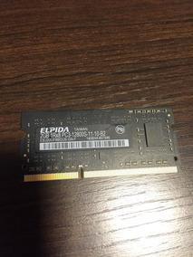 Memória Ram Macbook - 4gb
