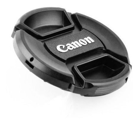 Tampa Original Canon Eos T5i T6 T5 T6i Lente 18-55mm 58mm