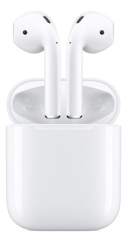 Imagen 1 de 2 de Apple AirPods con estuche de carga - Blanco