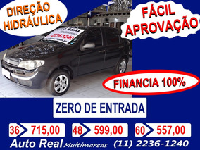 Fiat Palio 4 Portas 1.0 Fire 2009 / Direção Hidráulica