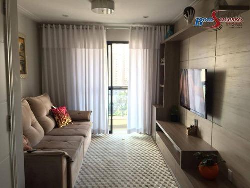 Imagem 1 de 30 de Apartamento Com 3 Dormitórios À Venda, 113 M² Por R$ 999.000,00 - Vila Regente Feijó - São Paulo/sp - Ap1816
