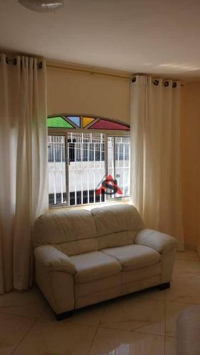 Imagem 1 de 21 de Sobrado Com 3 Dormitórios À Venda, 212 M² Por R$ 450.000,00 - Vila Do Encontro - São Paulo/sp - So5298