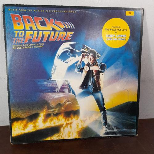 Imagem 1 de 4 de Vinil Lp De Volta Para O Futuro Back To The Future