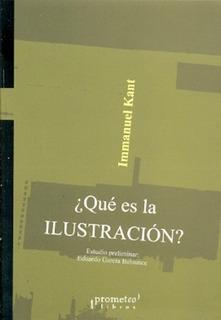 Que Es La Ilustracion ? - Estudio Preliminar : Eduardo Garci