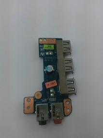 Placa De Áudio/usb Notebook Sony Vaio - Vpcee23eb