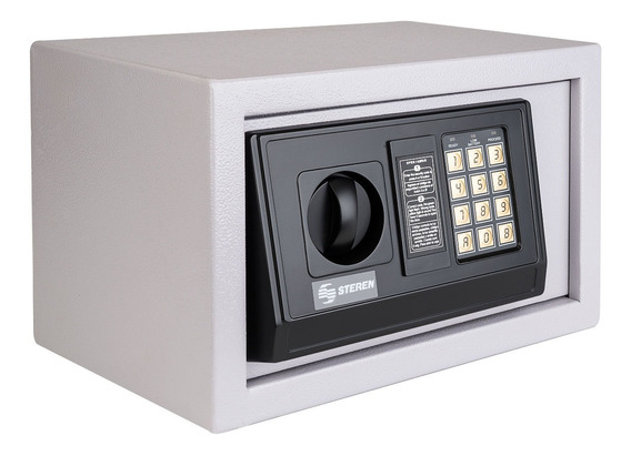 Caja Fuerte Electrónica Mediana | Seg-480