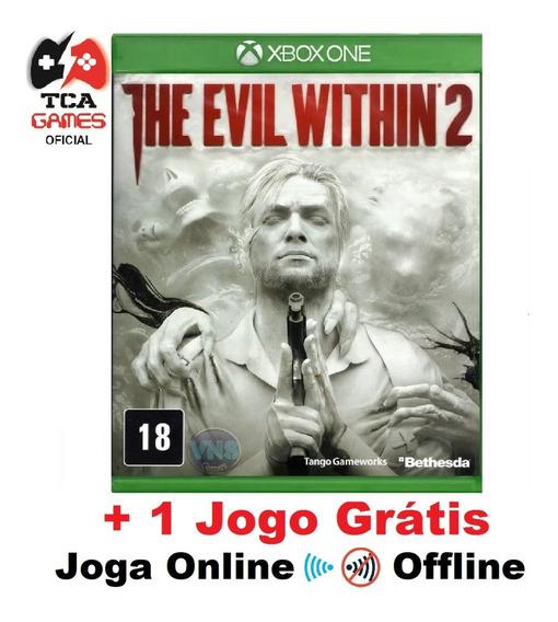 The Evil Within 2 Xbox One Mídia Digital