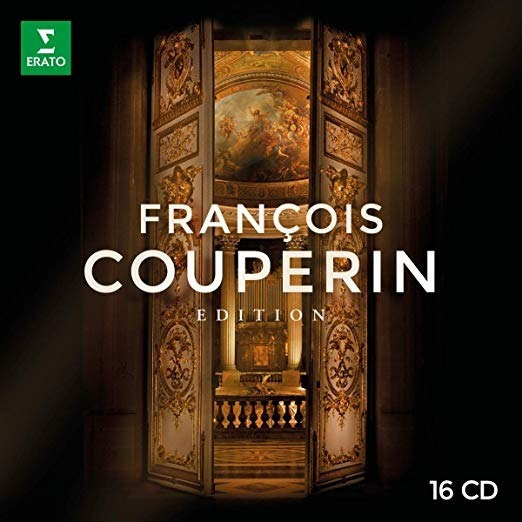 Francois Couperin - Box For The 350th Anniversary