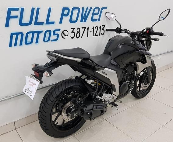 Yamaha Fz25 Fazer 250 Abs 2018
