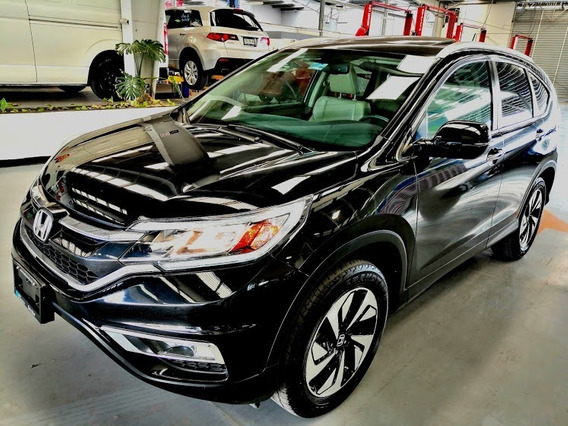 Honda Cr-v 2.4 Exl Navi 4wd 2016