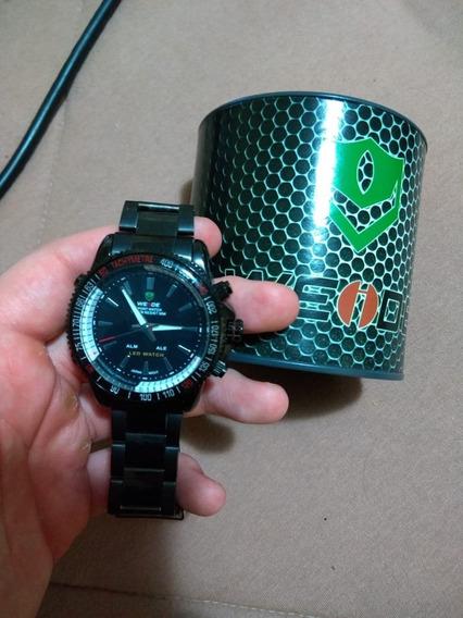 Relógio Pulso Weide Analógico Wh-903