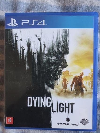 Dying Light - Ps4 - Mídia Física