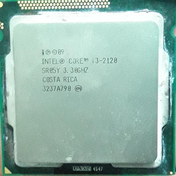 Processador Intel Core I3 - 2120