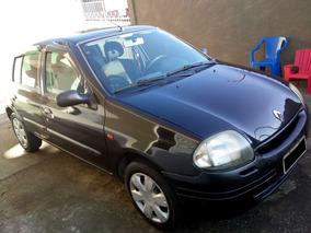 Renault Clio Rl 1.0 8v - Ano 2002/2003