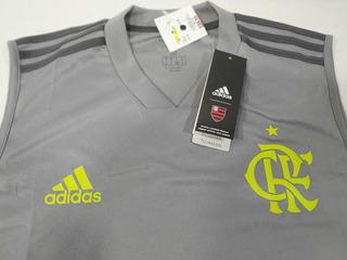 adidas Flamengo Jersey Libertadores Sin Mangas Soccer Futbol