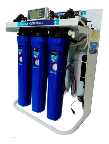 Imagen 1 de 8 de Filtro De Agua Ósmosis Inversa 800 Gpd 4 Etapas Purificador