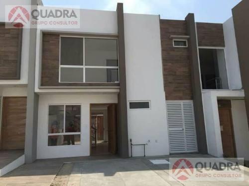 Casa En Venta O Renta En Lomas De Angelopolis Santa Clara Ocoyucan Puebla