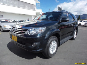 Toyota Fortuner Urbana Mt 2700cc Aa Ab Abs