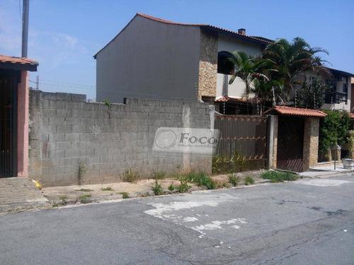 Imagem 1 de 4 de Terreno Residencial À Venda, Parque Renato Maia, Guarulhos - Te0087. - Te0087