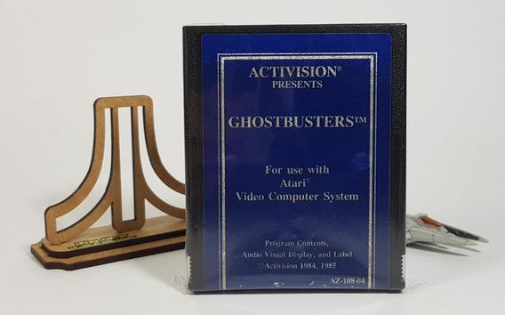 Ghostbusters Activision - Atari 2600 [ Blue Label ] Caça Fantasmas
