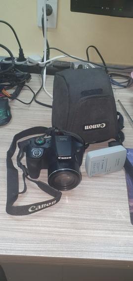 Câmera Canon Powerpoint Sx530 Hs