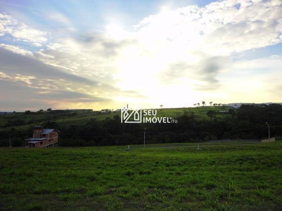 Terreno Residencial À Venda, Condomínio Mirante Dos Ipês, Salto - Te0723. - Te0723