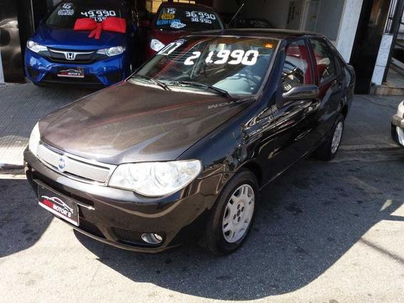Fiat Siena 1.8 Hlx Flex 2007