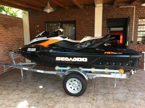 Moto De Agua Seadoo Rxt 260rs 2013 Con Trailer Mactrail